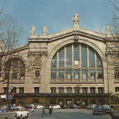 Lyna 503 - La Gare du Nord