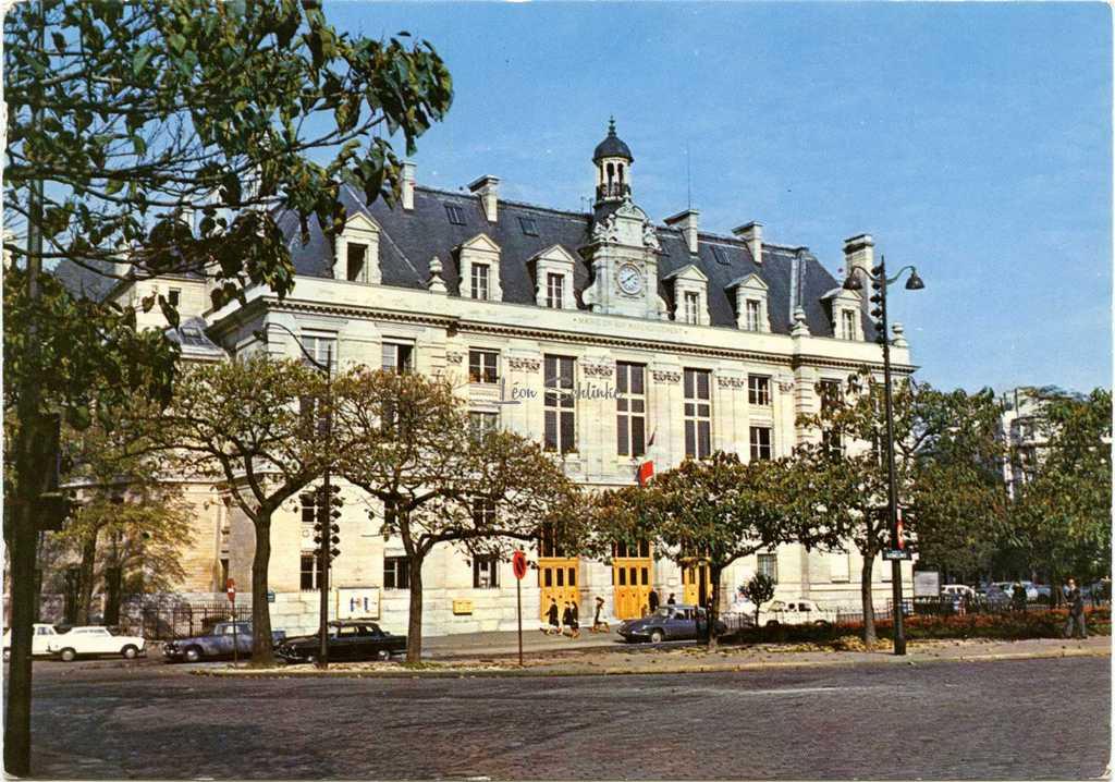 Place d 39 italie for Arrondissement porte d italie