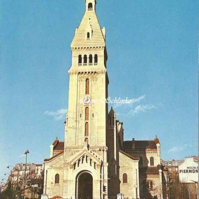 Lyna 508 - Eglise Saint-Pierre de Montrouge