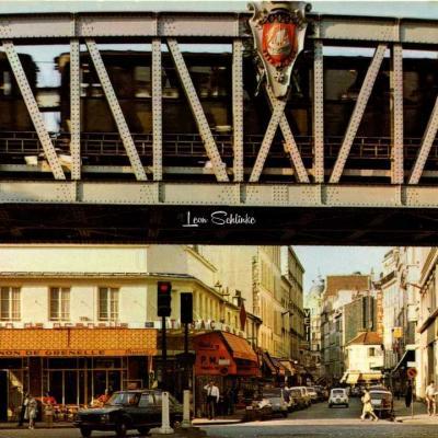 LYNA 532 - PARIS XV° - Carrefour La Motte Picquet