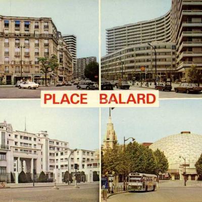 Lyna 603 - PARIS - Place Balard - Le Grand Pavois - Palais des Sports