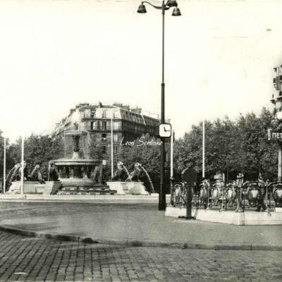 Lyna 63 - Place Félix-Eboué