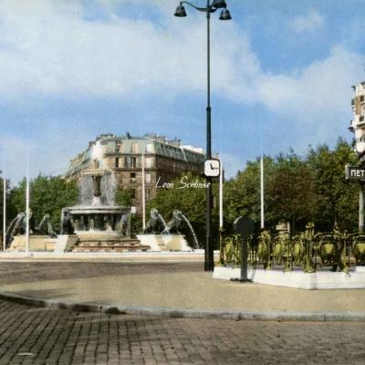 Lyna 63 - Place Félix Eboué