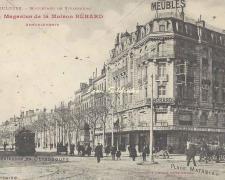 Magains de la Maison Bérard, Bd de Strasbourg