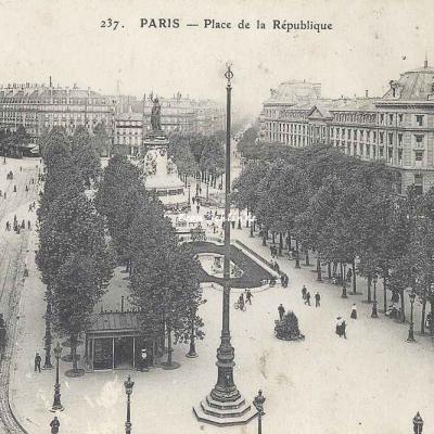 Magasins Réunis 237 - Place de la République