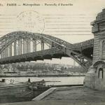 Magasins Réunis 250 - Métropolitain - Passerelle d'Austerlitz