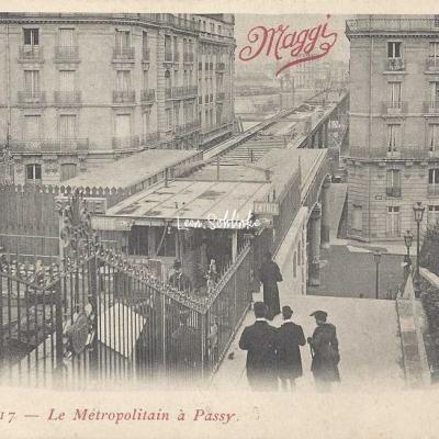Maggi 17 - Le Métropolitain à Passy