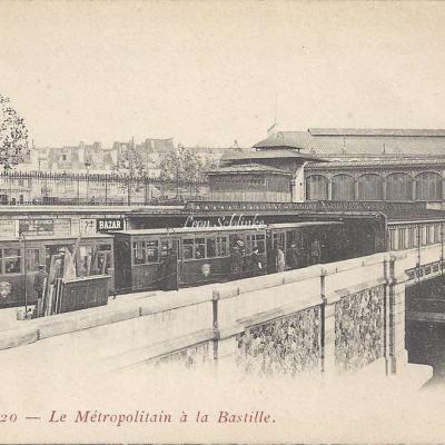 Maggi 20 - Le Metropolitain à la Bastille