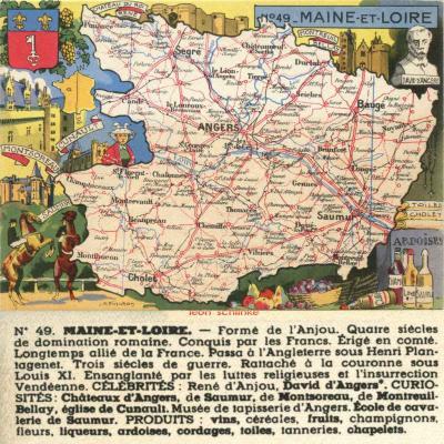 49 - Maine et Loire