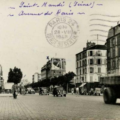 Marco 2 - Saint-Mandé, avenue de Paris