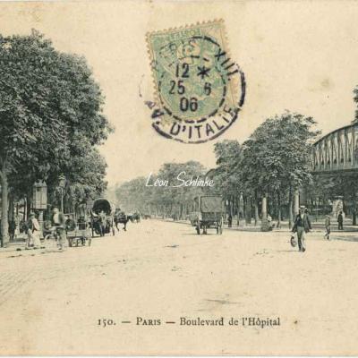 Marmuse 150 - Boulevard de l'Hôpital