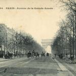 Marmuse 264 - PARIS - Avenue de la Grande Armée