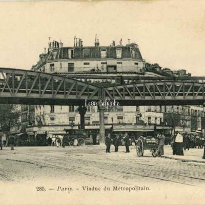 Marmuse 285 - Viaduc du Métropolitain