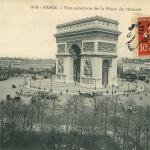 Marmuse 306 - Vue générale de la Place de l'Etoile