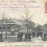 Marmuse 63 - Stations du Métropolitain - Place de l'Etoile