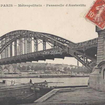 ELD 4274 - Metropolitain - Passerelle d'Austerlitz