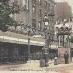 Missier - Station du Métropolitain Porte de Clignancourt