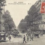 MJ 107 - Boulevard Haussmann