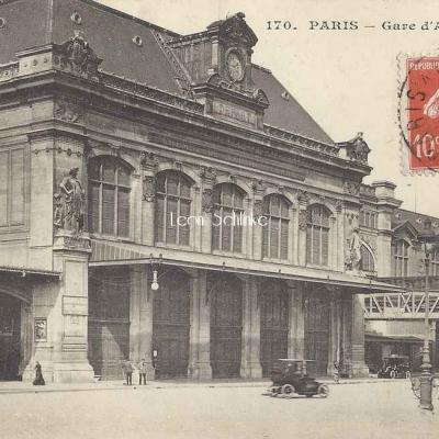 MJ 170 - Gare d'Austerlitz