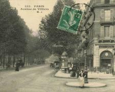 MJ 332 - PARIS - Avenue de Villiers