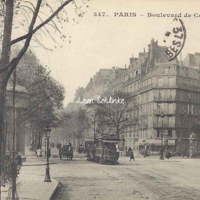MJ 347 - Boulevard de Courcelles