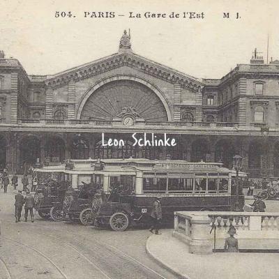 MJ 504 - La Gare de l'Est