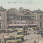 MJ 506 - Gare Montparnasse