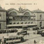MJ 506 - PARIS - Gare Montparnasse