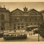 Mona 101 - PARIS - La Gare Montparnasse