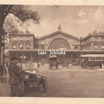 Mona 129 - La Gare de l'Est