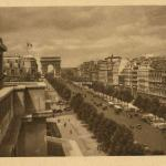 Mona 180 - Les Petits Tableaux de Paris - L'Avenue des Champs-Elysées