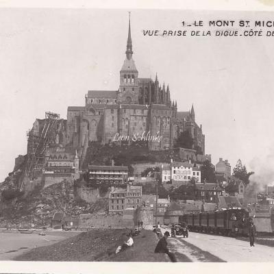 Mont-Saint-Michel - 1