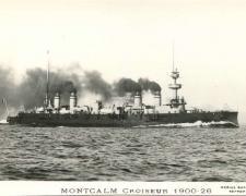 Croiseur MONTCALM  1900-26