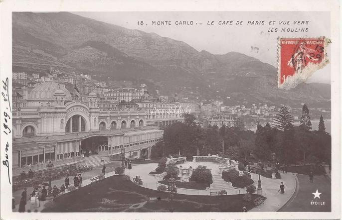 Monte-Carlo - 18
