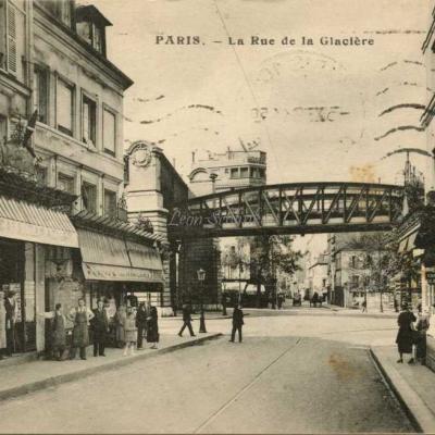 Morel édition - PARIS - La Rue de la Glacière