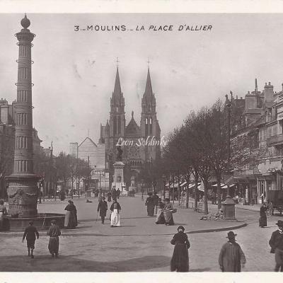 Moulins - 3