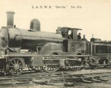 N°321 - L. & N.W.R. - Servia