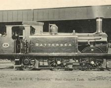 N°38 - L.B. & S.C.R. Battersea - Four Coupled Tank