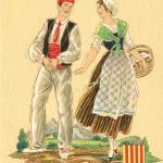 1087 - Costumes de nos Provinces