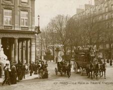 ND 107 - La Place du Théâtre Français
