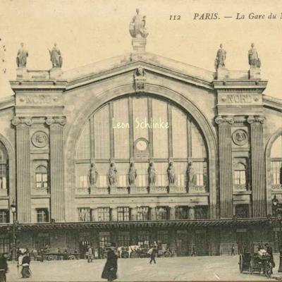 ND 112 - La Gare du Nord