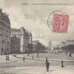 ND 1481 - Perspective de l'Avenue de Breteuil