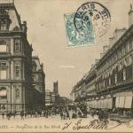 ND 175 - PARIS - Perspective de la Rue de Rivoli