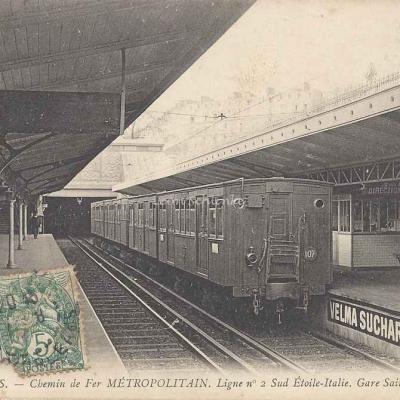 ND 1943 - Ligne n°2 - Gare Saint-Jacques