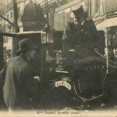 ND 2261 - Mme Dufaut, premiers clients