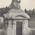 ND 2454 - Place de la Concorde, Statue de la Ville de Marseille