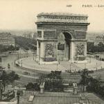 ND 2489 - PARIS - L'Arc de Triomphe