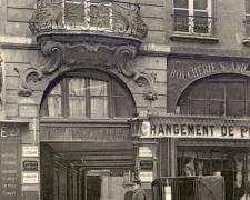 ND 2698 - Vieille Maison, Rue Saint-André-des-Arts