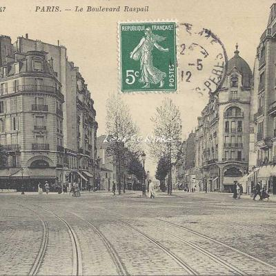 ND 3047 - Le Boulevard Raspail
