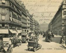 ND 3245 - PARIS - L'Avenue de l'Opéra